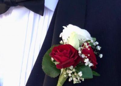 Boutonniere, Best man.