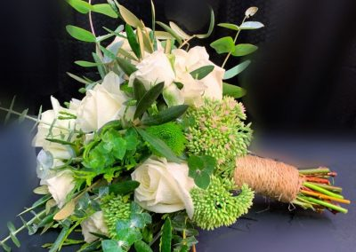 "Bride bouquet ""Nature Millennial"""