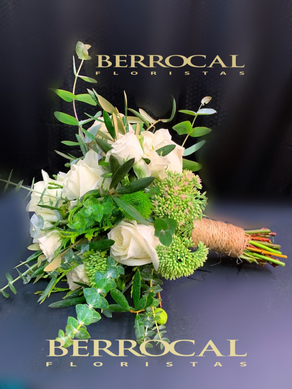 "Bride bouquet ""Nature Millennial"""