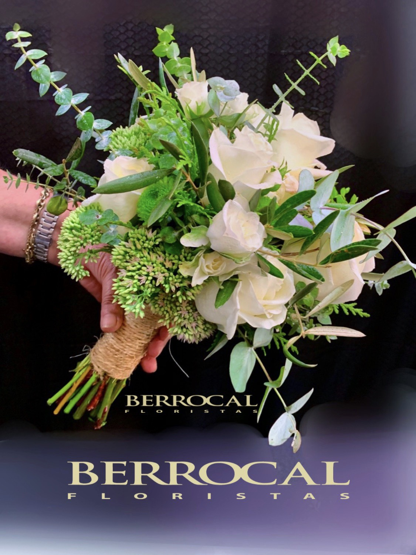 "Brida bouquet ""Nature Millennial "" Detail"